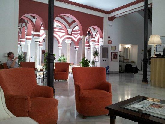 Las Casas De Los Mercaderes: hall d'entrée