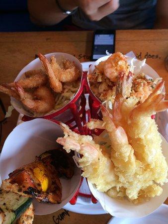 Bubba Gump Shrimp: Shrimps
