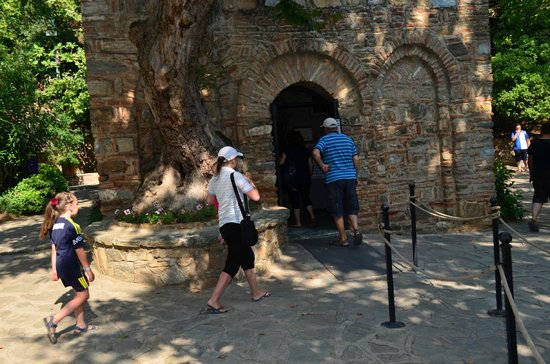 Meryemana (The Virgin Mary's House): -