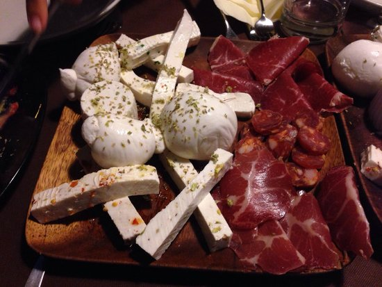 Soul Kitchen: Antipasto pugliese !!!!