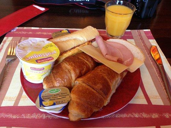 City Hotel Rembrandt Square: Breakfast