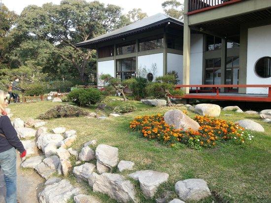 Foto de jardin japones buenos aires barriletes for Resto jardin japones