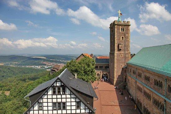 Wartburg Castle : Uebersicht