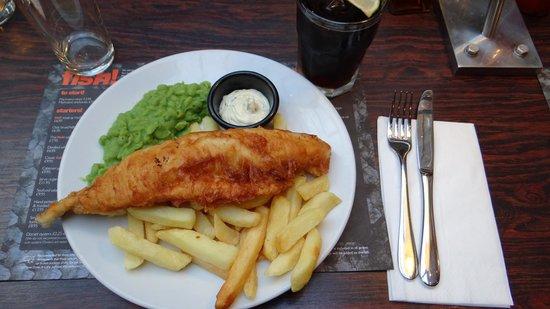 Fish! : El almuerzo