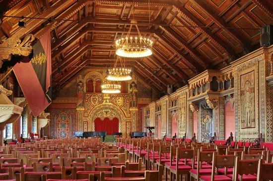 Wartburg Castle : Festsaal