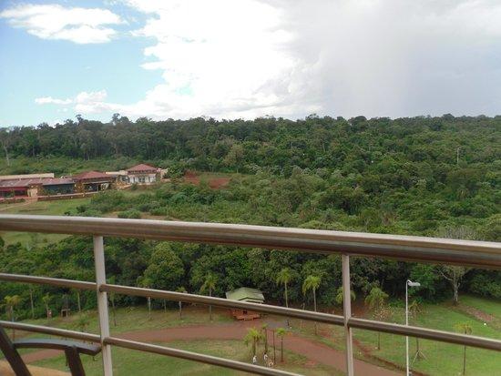 Grand Crucero Iguazú Hotel: balcon