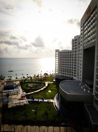 Hotel Riu Palace Peninsula : Vista