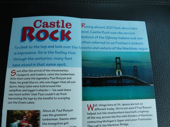 Castle Rock: information