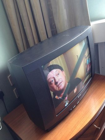 Coventry Hill Hotel: Don't expect a HD-Ready 3D Plasma!