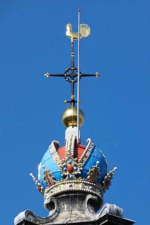 Westerkerk: the famous tower