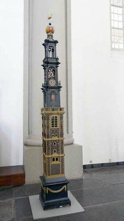 miniature of westerkerk