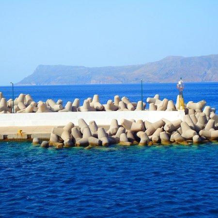 Thalassi Hotel-Apts : rethymno port