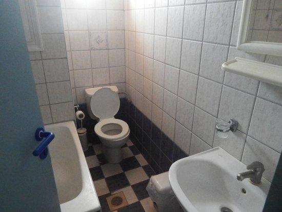 Thalassi Hotel-Apts : wc