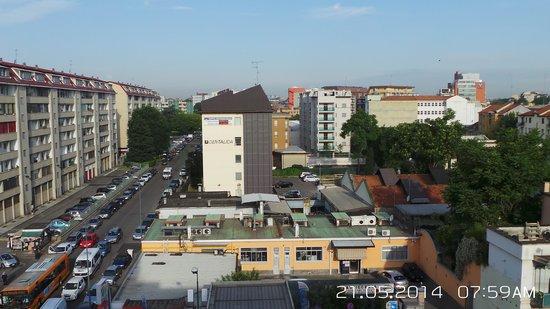 Hotel La Spezia - Gruppo MiniHotel : Vista do Quarto