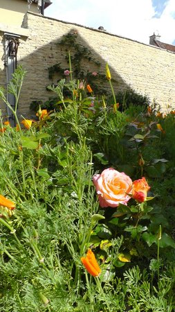 Gye-sur-Seine, Francia: Garden
