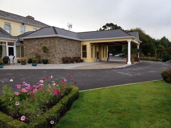 Fernhill House Hotel: Reception, June 2014.