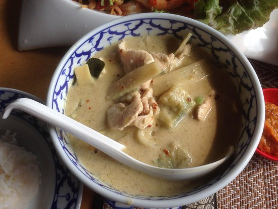 Taste of Thailand : Green Curry