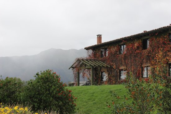 Hotel Rural Paraje del Asturcon: Hotel