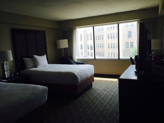Hyatt Regency Louisville: Lovely room