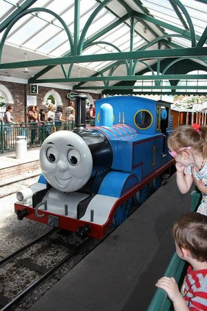 Drayton Manor Park: Here he is!