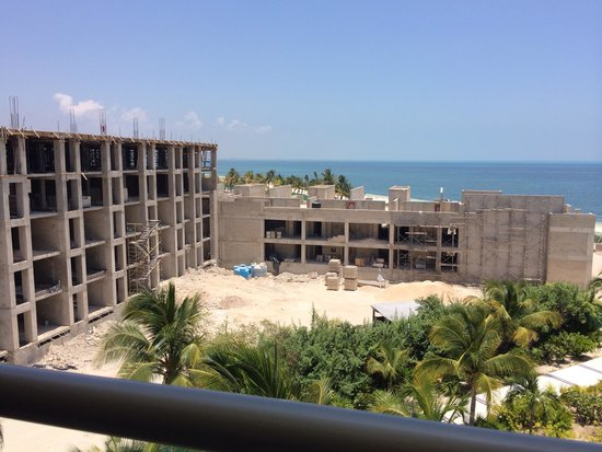Excellence Playa Mujeres: Our Wonderful view!!!