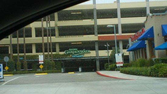 Garden Walk Mall Anaheim: Picture Of The Shops At Anaheim GardenWalk