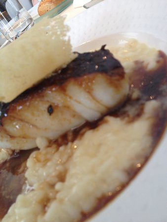 Le Bistrot: Cabillaud risotto