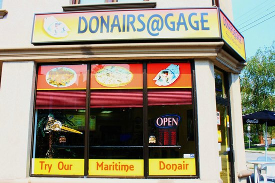 Donairs At Gage