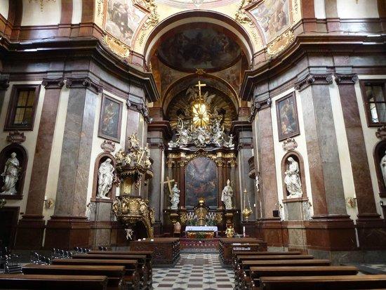 St.-Nikolaus-Kirche (Kostel sv. Mikuláše): S. Nicholas
