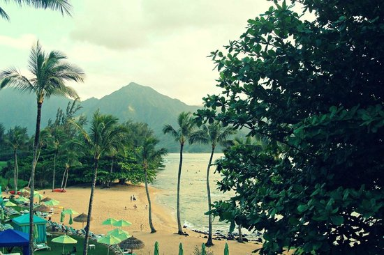 St. Regis Princeville Resort : View from room