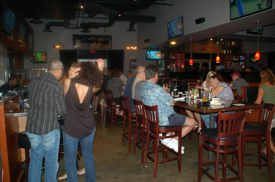 The Grille At Westchase Patio Bar