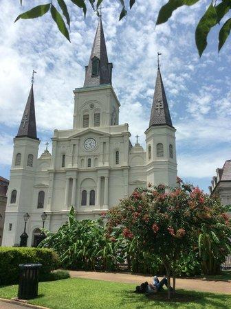 Royal Sonesta New Orleans: Jackson Square
