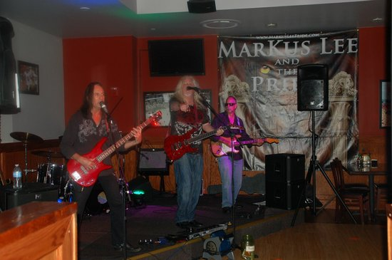 The Grille at Westchase: Live Music