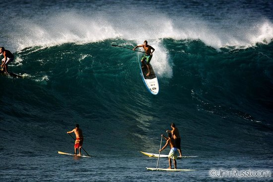 Aloha Stand Up Paddle