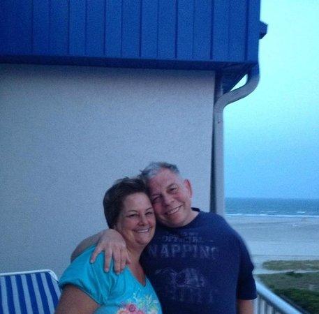 Adventurer Oceanfront Inn: On the Oceanview Balconly