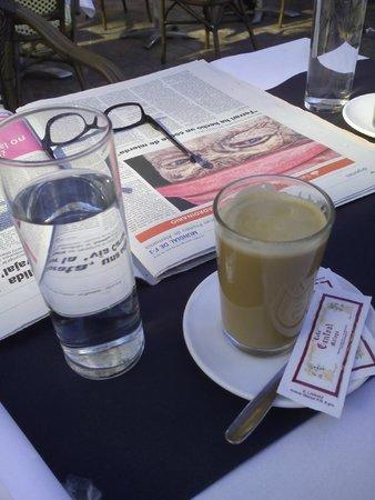 Cafe Central: Café