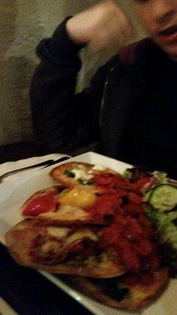 Plunkets : quesadillas