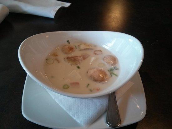 Asian Rim: Coconut Soup