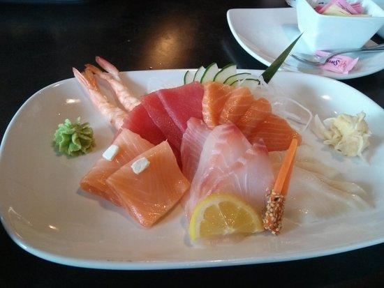 Asian Rim: Sashimi