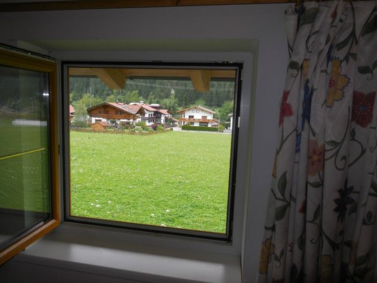 Hechenbergerhof: view from second bedroom
