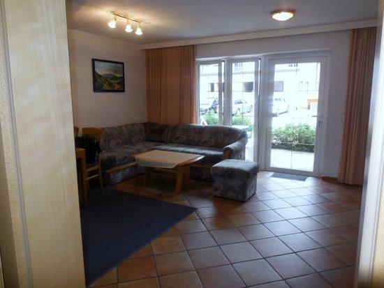 Hechenbergerhof: living room