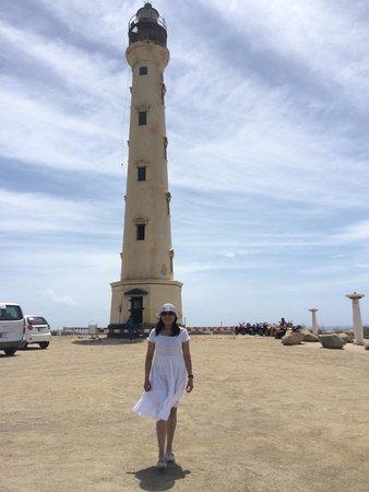 California Lighthouse: Muy bonita vista, aunque precisas carro para llegar porque  esta retirado de la parte central ;)