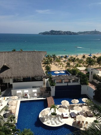 Emporio Acapulco Hotel: Ocean View + Adults Pool