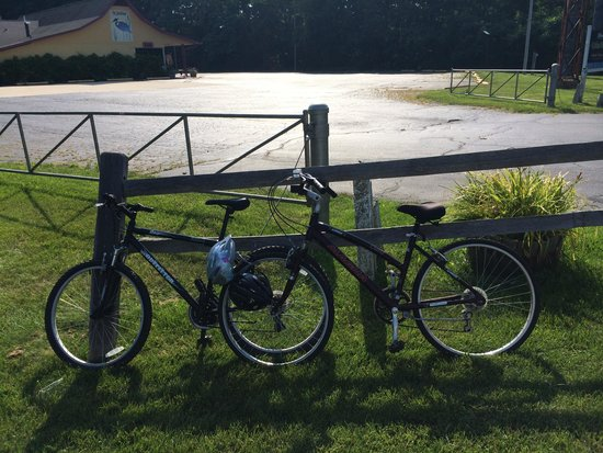 Goldberry Woods Bed & Breakfast Cottages: Biking