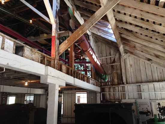 North Pacific Cannery Museum: Equipment loft