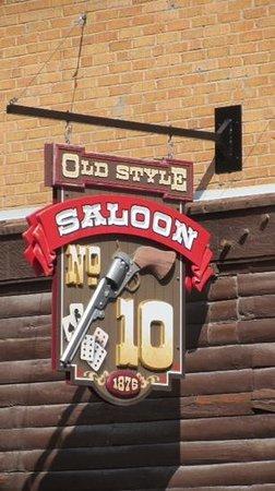 Saloon #10...