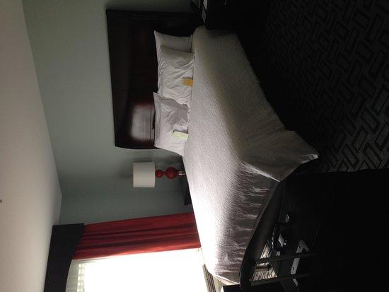 Hilton Garden Inn Atlanta South-McDonough: King bed
