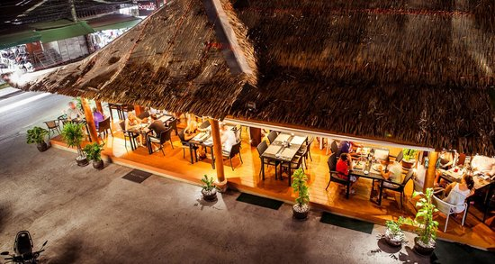 Scandic Grill & Bar: exterior