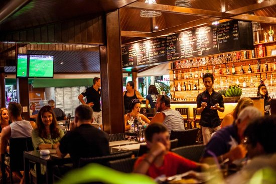 Scandic Grill & Bar: Interior