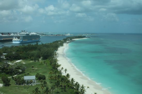 The Reef Atlantis, Autograph Collection: View from the 22nd floor